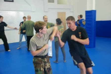 Fistfight seminar at NC Systema and Schedule Updates